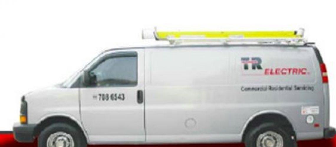 TR Electric Van
